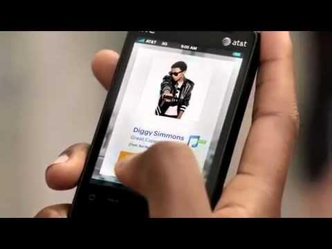 Barrie Buckner AT&T Commercial