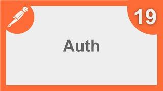Api Key Authentication, Basic , Pasword Grant, Client Credentials