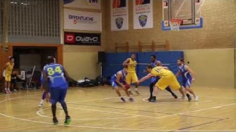 League Match - Baskets Akademie Weser Ems vs. TSV Neustadt temps Shooters vom 10.12.2016