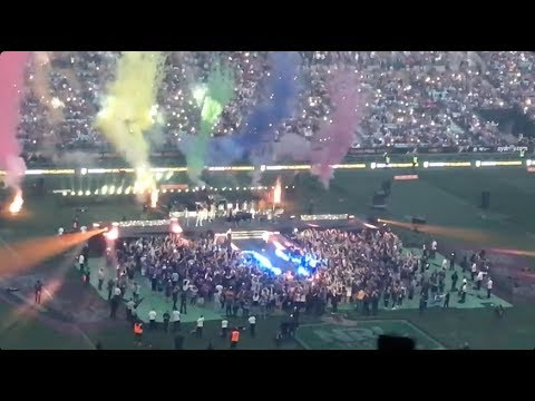 Macklemore Performs Same Love at NRL Grand Final 2017 (Full Song)