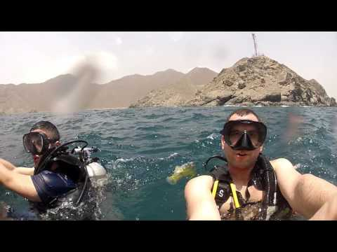 Scuba in Fujairah, UAE