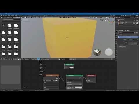 Basic Alpha Transparency – Blender 2 8+ Knowledgebase