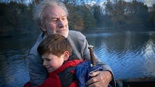 Патрик Стюарт и Ребекка Фергюсон рассказывают Киноафише о фильме «Рожденный стать королем»