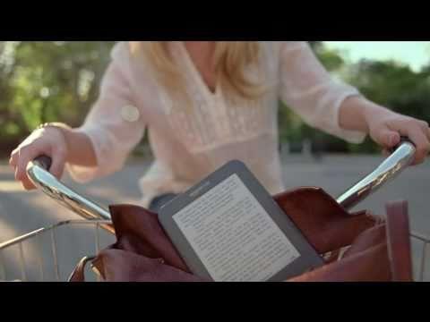 Amazon Kindle Zest Commercial (Alternate Version) HD 1080p