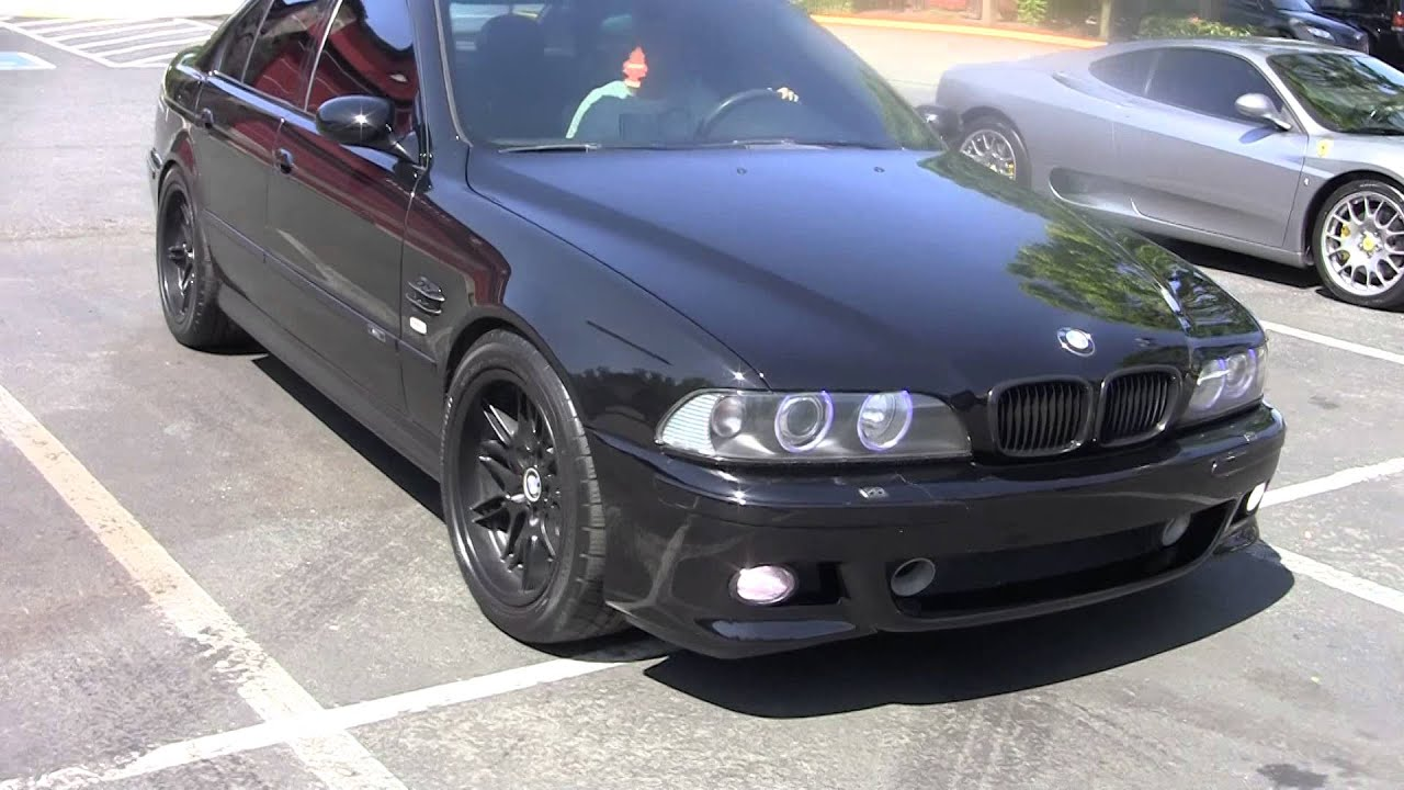 2001 bmw m5 e39 one of a kind 500 wheel hp for sale youtube. Black Bedroom Furniture Sets. Home Design Ideas