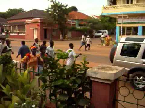 Election in Guinea Bissau
