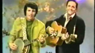 john hartford johnny cash tribute to bill monroe medly