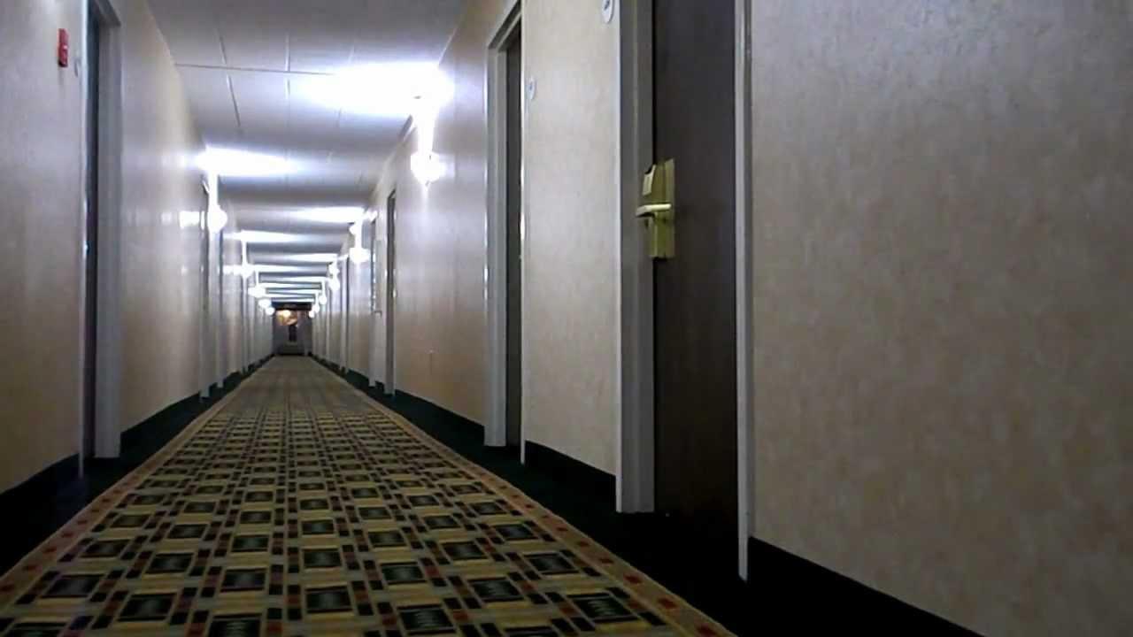 Me Running Down A Hotel Hallway - YouTube