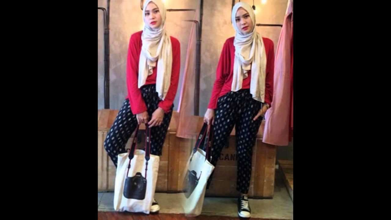 Fashion Hijab Terbaru Zaskia Adya Meccatrend 2015 YouTube