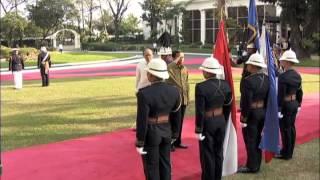 Welcome Ceremony 2/9/2015