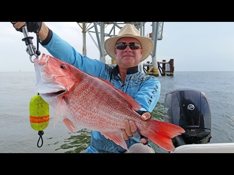 FOX Sports Outdoors SOUTHWEST #35 - 2015 Gulf Shores Alabama Rig Fishing