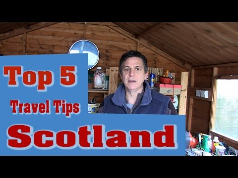 Travel Scotland Trip Advice