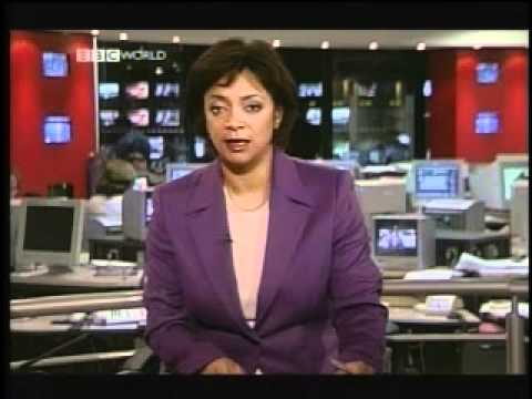 The World Today Special on September 12 2001 with Martine Dennis and Martine Croxall
