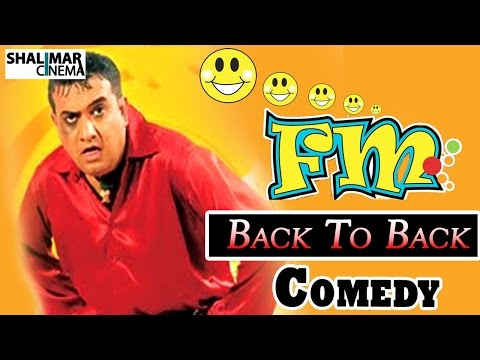 FM Fun Aur Masti || Hyderabadi Movie || Movie Back To Back Comedy Scenes