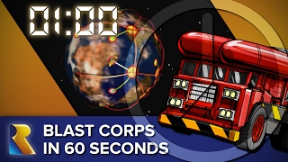 Rare Replay: Games in 60 Seconds - Blast Corps