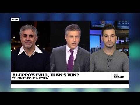 Aleppo's Fall, Iran's win? Tehran's role in Syria (part 1)