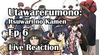 Utawarerumono - Itsuwari no Kamen Ep6 Live Reaction