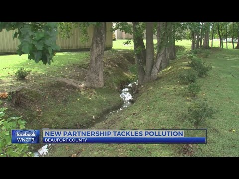 Beaufort County New Partnership tackles pollution