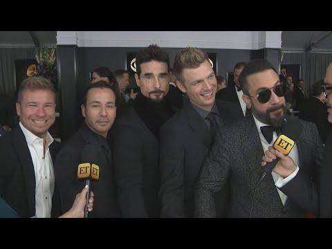 2019 GRAMMYs: Backstreet Boys Make Plea for Bruno Mars Collaboration