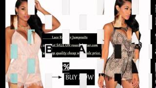 New 2015 Hot Sale Sexy Rompers Short Jumpsuits For Women Nightclub Party Wear