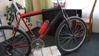 Обзор велосипеда Контур китайского производства ( Kontur)
