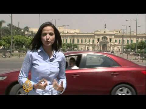 Legal battles overshadow Egypt election