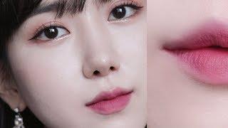 (eng) 쿨톤도 갬성립 할 수 있어 ???? 여름뮤트 모여라! 여쿨 가을립 추천 My Favorite Cool Tone Lip Colors | Minjeong Park