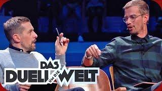 SCHWEIZ: Kuriositäten Theater - Wer war aufmerksamer? | Studiospiel | Duell um die Welt | ProSieben