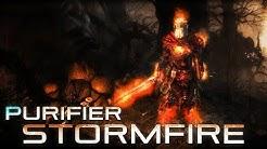 [Grim Dawn] Crazy StormFire Purifier Build - AoM