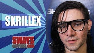 Skrillex Speaks on Jack U with Diplo, the Burning Man festival Rumors, New Music and Ellie Goulding