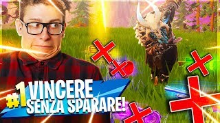 FORTNITE : REAL VICTORY SUPER SAFE.. WATCH THE LAST MORIRE!!