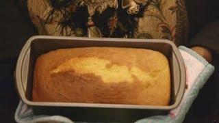 Healthy Pound Cake Recipe : Pound Cakes