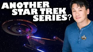 Another Star Trek Series?  Star Trek Discovery?