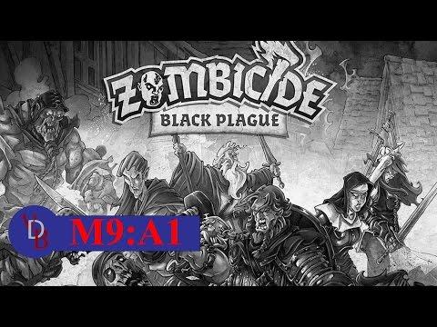 Zombicide Black Plague: The HellHole (Mission 9)