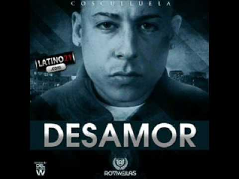 COSCULLUELA - DESAMOR (TEFLON FACE THE MIX TAPE) CON LETRA!