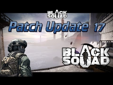 Black Squad Update 17 - System Fixes, Bug Fixes, and Reset your Combat Record