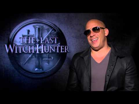 The Last Witch Hunter: Vin Diesel Official Movie Interview
