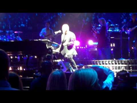 "Billy Joel / Elton John ""My Life"" Kansas City"