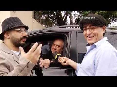 TRETA DA SEMANA: GERALDO X REDE RECORD (C/ LUIZ BACCI) 01/02