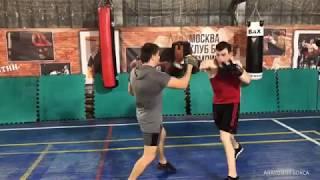 Как правильно провалить и контратаковать боксера.