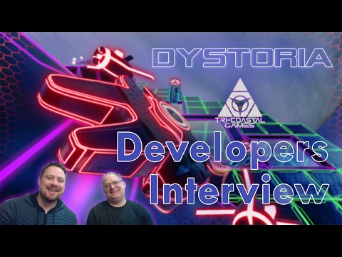 DYSTORIA developers interview