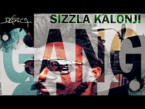 Sizzla - Gangsta - March 2014