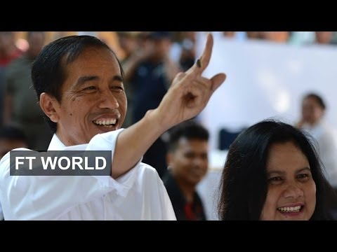 Indonesia goes to the polls