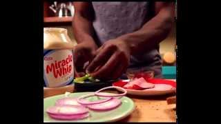 MIRACLE WHIP Ham on Dark Rye Thumbnail