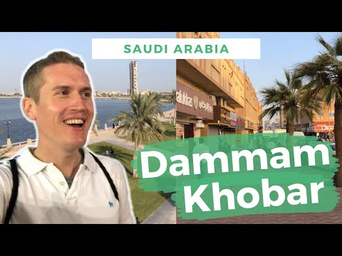 Touristing in Dammam and Khobar