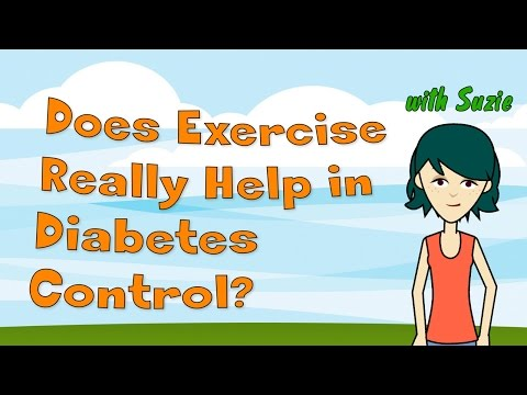 Diabetes Exercise - Does Exercise Really Help in Diabetes Control?