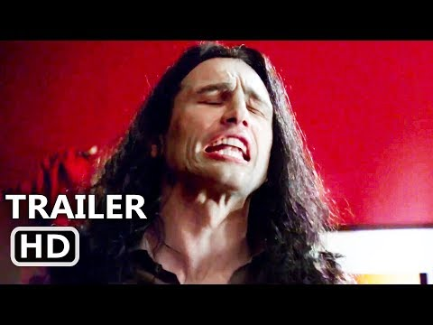 THE DІSASTER АRTIST Official Trailer (2017) THE ROOM, James Franco, Famous Worst Movie HD