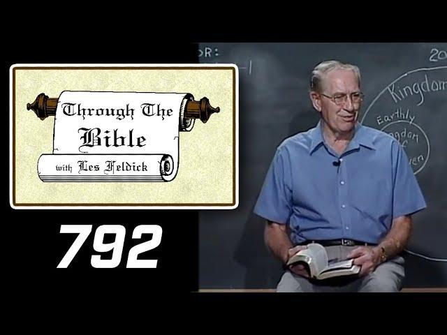 [ 792 ] Les Feldick [ Book 66 - Lesson 3 - Part 4 ] But God! (Faith Plus Nothing!)  d