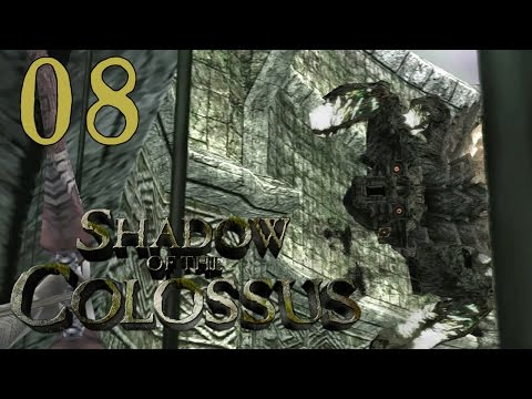 Colossus #8 - Kuromori - Shadow Of The Colossus HD - Let's Play Gameplay Walkthrough (PS3)