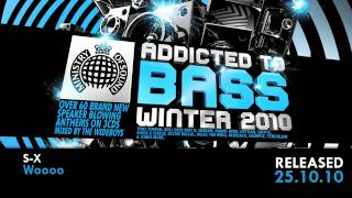 Addicted To Bass Winter 2010 (Ministry of Sound) Mega Mix